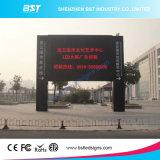 P6 SMD2727大きいLEDのビデオウォール・ディスプレイ/屋外のフルカラーの固定広告のLED表示スクリーン