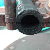 Mangueira de borracha hidráulica flexível do petróleo de alta pressão espiral de En853 2sn