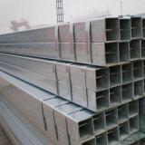 Tubulação de aço quadrada Pre-Galvanizada Q235B de ERW