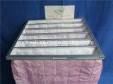 M6 de Middelgrote Filter van de Zak van de Efficiency voor Systeem HVAC