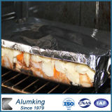 Food Packagingのための0.006mm Thickness Household Aluminum Foil