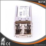 модуль приемопередатчика 1610nm двухшпиндельный LC 80km CWDM SFP оптически