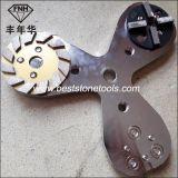 Плита металла диаманта CD-51 меля для точильщика конкретного пола полируя