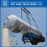 der Kapazitäts-5m3-52m3 Tanker kälteerzeugende Flüssigkeit-halb des Schlussteil-LNG/Lar/Lin