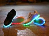 2016 LEIDENE van de Stijl van de Manier Nieuwe Loopschoenen voor Vrouwen, Dame en Meisje