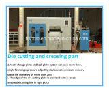 Corrugated коробка умирает машинное оборудование вырезывания