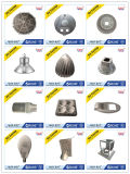 높은 정밀도 알루미늄 합금을%s ODM/OEM 서비스는 주물을 정지한다