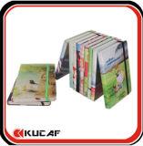 Druk van het Notitieboekje van het Notitieboekje van de samenstelling de Fabrikant Gepersonaliseerde