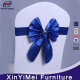 Telai di vendita caldi della sedia usati cerimonia nuziale variopinta all'ingrosso del tessuto del raso