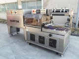 Miroir L Plein-Automatique mastic de colmatage et machine à emballer de rétrécissement