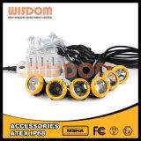 Alimentazione elettrica utile della lampada del LED