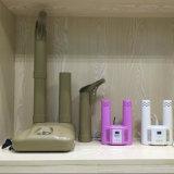 Gerador eletrônico do ozônio do secador do carregador do aparelho electrodoméstico para a sapata