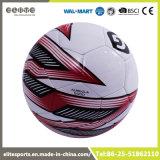 De vlotte Bal van het Voetbal van de Blaas van pvc van de Oppervlakte Rubber