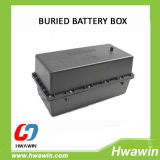 太陽Light Waterproof Underground Buried Battery Box 50ah、80ah、100ah。 120ah、150ah、200ah