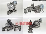 Turbocompresseur Gt1749V/454232-5011 pour Audi/portée/Skoda/Volkswagen