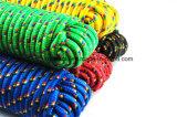 Umsponnenes Seil 100 Fuss-der Längen-pp. nichtgewebte Verpackungs-umsponnenes Seil