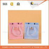 Crear la bolsa de papel para requisitos particulares del regalo de Dirrect de la fábrica de la alta calidad