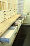 Alta cabina de cocina brillante del PVC