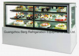 Vertical estilo pastel Display Chiller con Ce