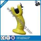 G80 ha forgiato l'amo del piede di Elepahant del cavallotto dell'acciaio legato