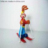 Chiffre chiffre en plastique jouet de dessin animé de la Chine Novely de PVC de modèle