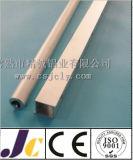 옷 걸이 (JC-W-10050)를 위한 알루미늄 밀어남 단면도의 다른 절단 길이