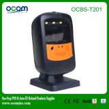 Handfree Android USB Pdf417 Qr Code Image 2D Barcode Reader Scanner (OCBS-T201)