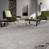 Мраморный Stone Flooring Tile, Glazed Marble Cement Ceramic Floor Tile (600X600mm)