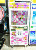 販売のためのおもちゃの物語の爪クレーン機械