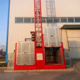Double ascenseur de /Construction d'élévateur de /Construction de gerbeur de construction des cages Sc200/200 à vendre
