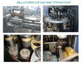 Taza de papel de capa del PE del Sigle que forma la máquina