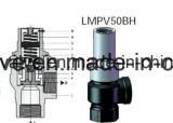 Klep van de Druk van het Onderhoud van de Compressor van de Schroef van de lucht de Roterende Concurrerende Minimum (Lmpv50bh)
