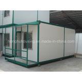 Casa modular del envase, envase de la oficina