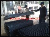 Acero material galvanizado rejilla de acero De Reja fabricante profesional