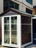 Casa de protector prefabricada del bajo costo de Newst/prefabricada móvil para la venta caliente