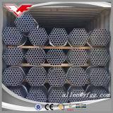 Caldo dell'armatura e della costruzione tuffato galvanizzato intorno ai tubi d'acciaio