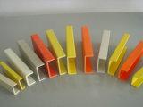 カスタマイズされたガラス繊維のUチャンネル、高品質のFRPの角度