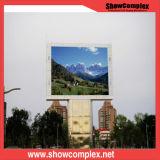 Afficheur LED P16 polychrome extérieur pour la publicité