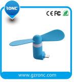 2 in 1 USB-Ventilator mit MischAndriod/ISO Ventilator der Farben-