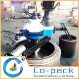 Machines taillantes de pipe rapide d'acier allié