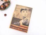 Cahier de la couverture A4 d'Audrey Hepburn de vente d'usine