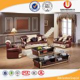 Sofà europeo lussuoso moderno del salone di stile (UL-Z082)