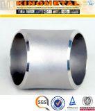 ASTM A403 304 cotovelo de 22.5/30/60 encaixes de tubulação do aço inoxidável do grau