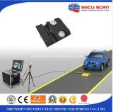 varredor automatizado móvel da fiscalização da estrutura do veículo para a polícia, beira