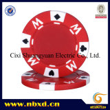11.5g M Injected Suited Poker Chip (SY-D15)