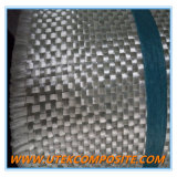Fibre discontinue tissée en verre de fibre Ewr720 pour le panneau des tailles importantes FRP