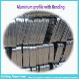 Aluminium/Aluminum Profile Extrusion für Trolley Fall Frame