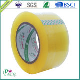 アクリルの接着剤およびカートンのシーリング使用BOPPの透過パッキングテープ