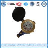 Mètre d'eau mécanique domestique de gicleur multi