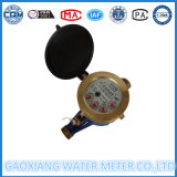 Contador del agua mecánico doméstico del jet multi